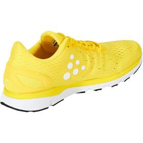 Craft V150 Engineered Zapatillas Hombre, amarillo